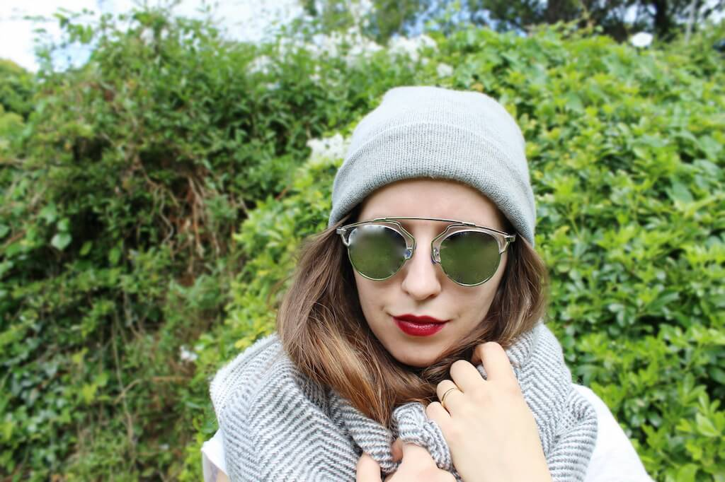 Autumn Details: Topshop Lipstick in Beguiled