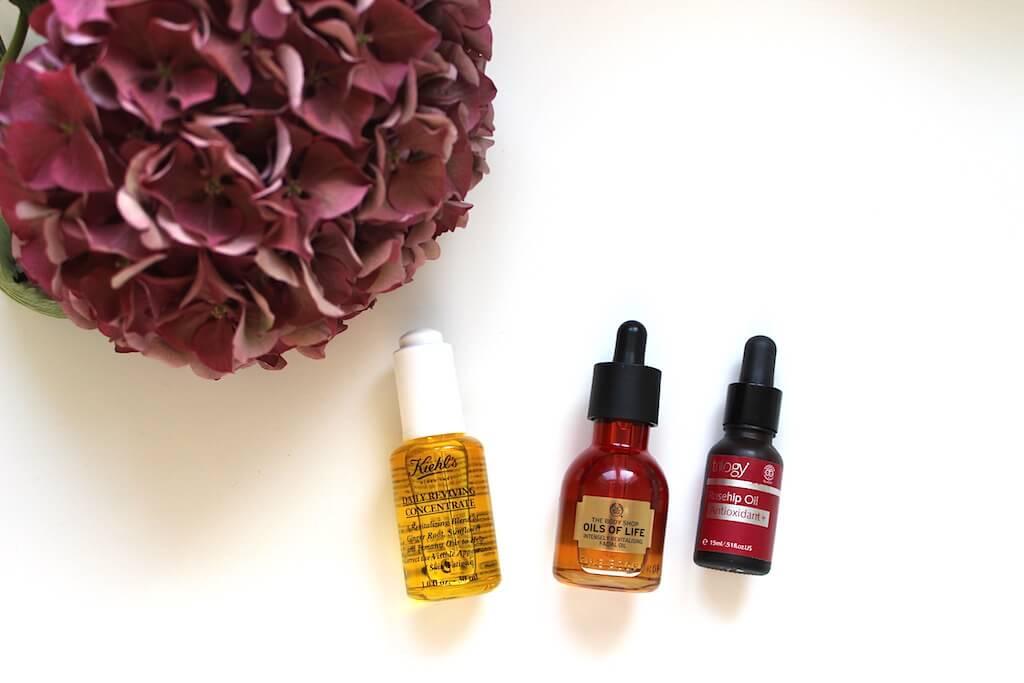 Autumn Skincare: Nourishing Facial Oils