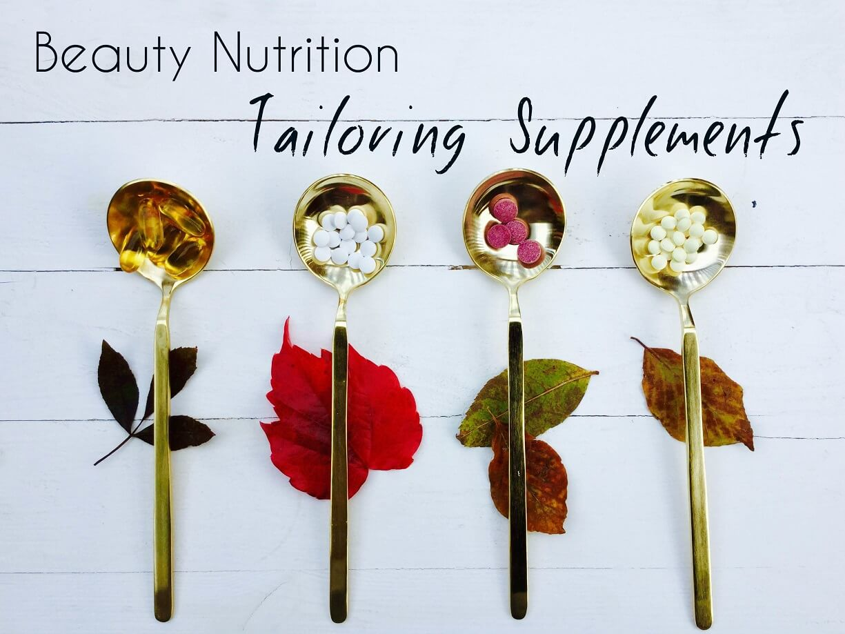 Beauty Nutrition: Tailoring Supplements | Pink elephant Blog.