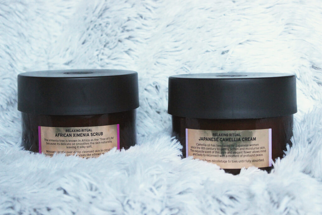 The Body Shop Winter Pamper