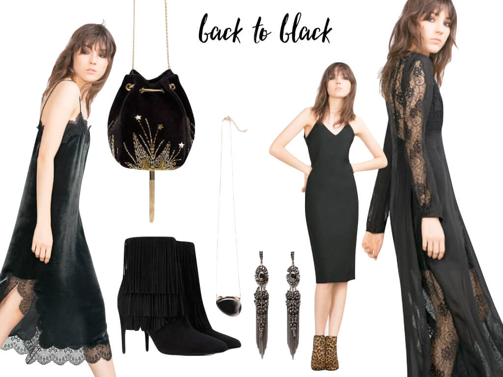 Back to Black - party dresses