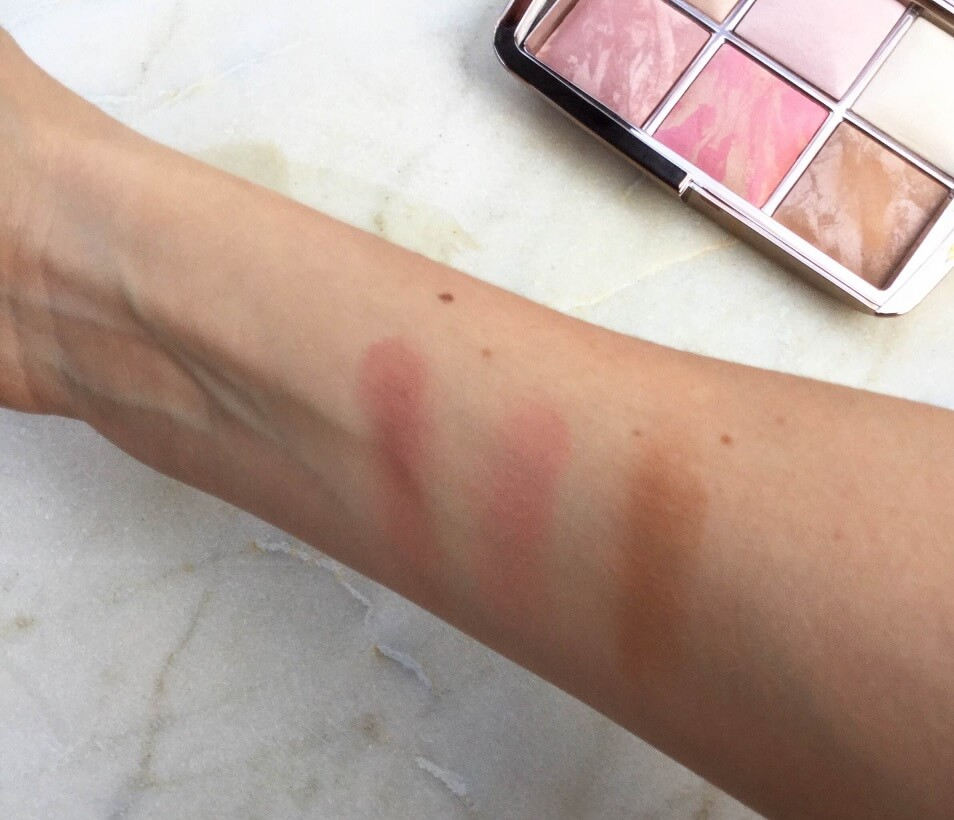 Hourglass edit swatches