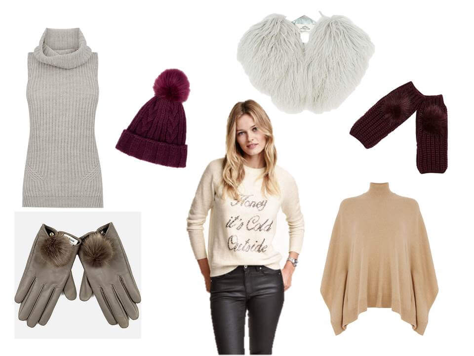 Cold Weather Essentials: Winter Woolies | Pink Elephant Blog.