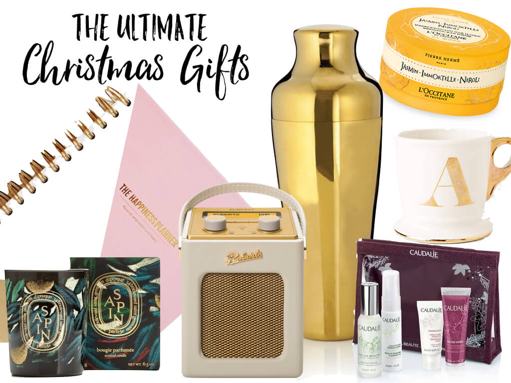 The Ultimate Christmas Gifts for Her