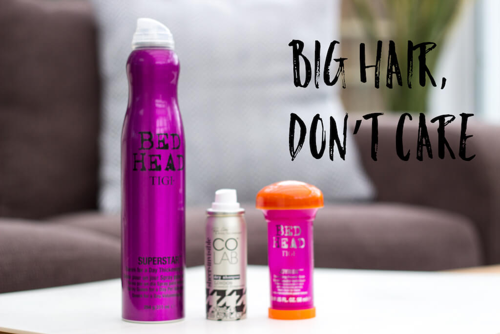Favourite 3: The Best Big Hair Products