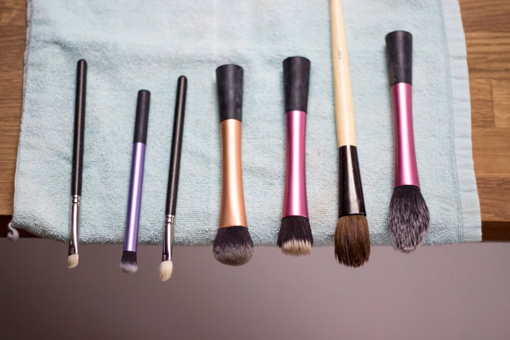 Brush Cleansing 2