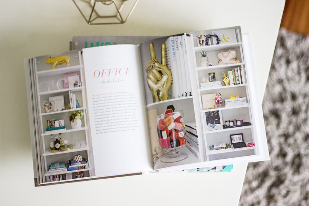 Home Style: My Favourite Coffee Table Books - Cupcakes & Cashmere At Home