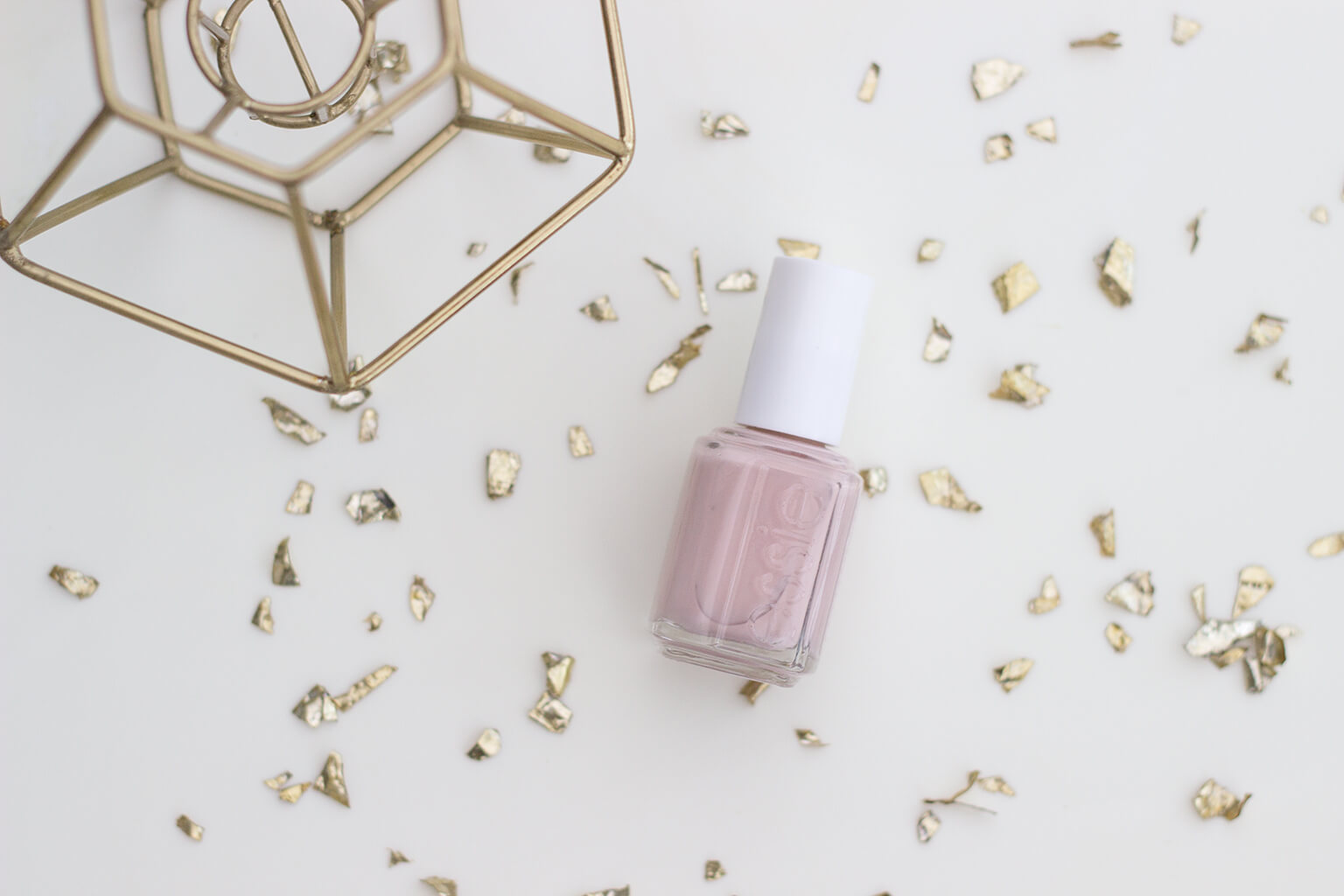 The Perfect Nude: Essie Topless & Barefoot