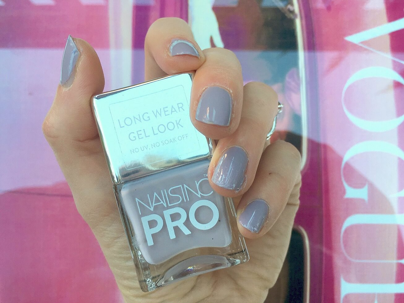 Pink Elephant Blog Nails Inc Piccadilly Terrace