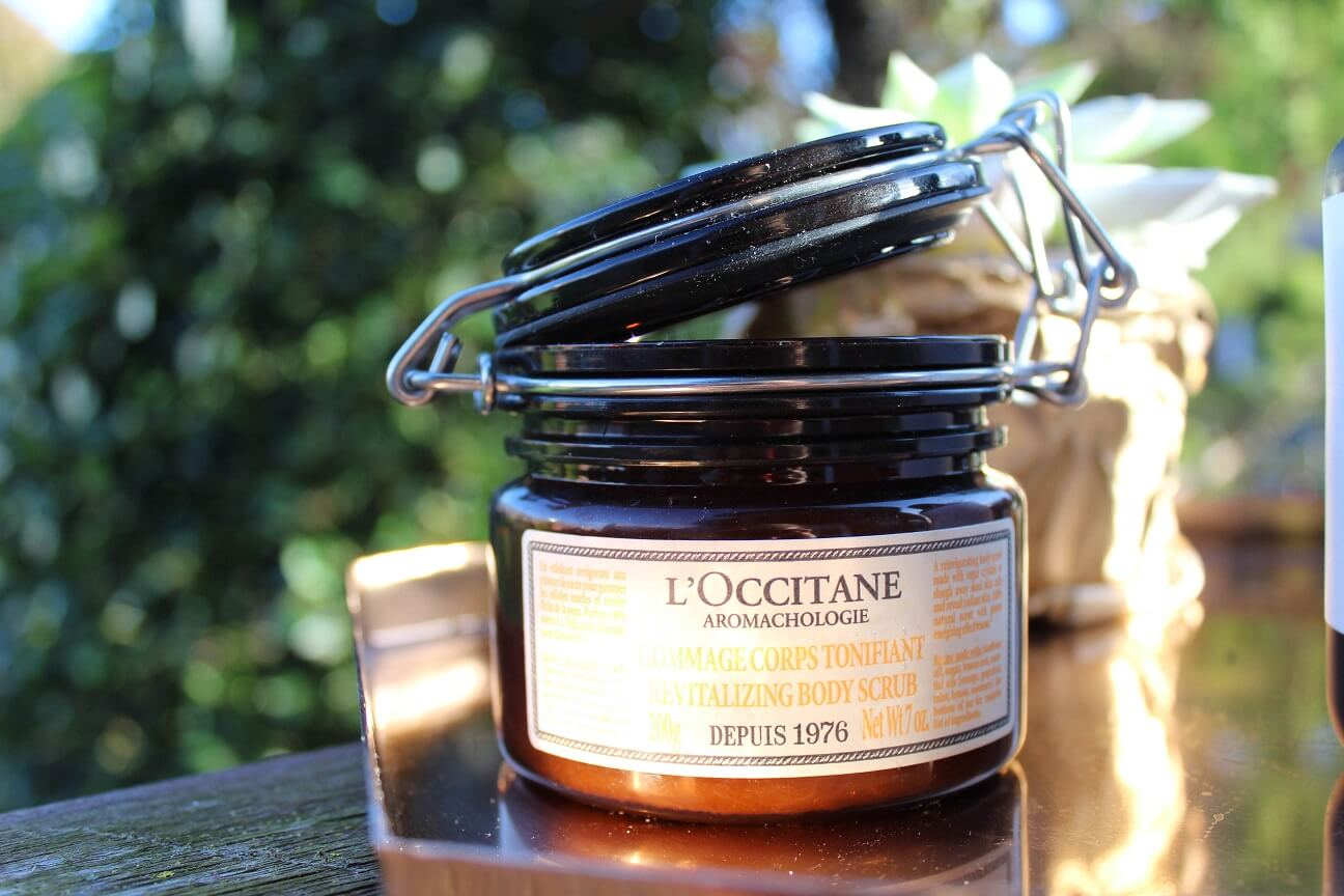Pink Elephant Blog Loccitane
