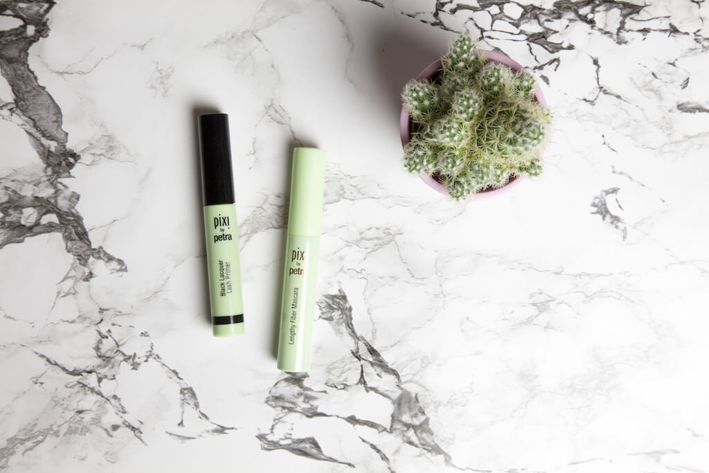 New In: Pixi Lash Primer + Mascara