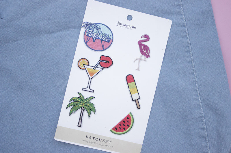 Denim Beach Bag - Easiest DIY Ever... | Pink Elephant Blog.