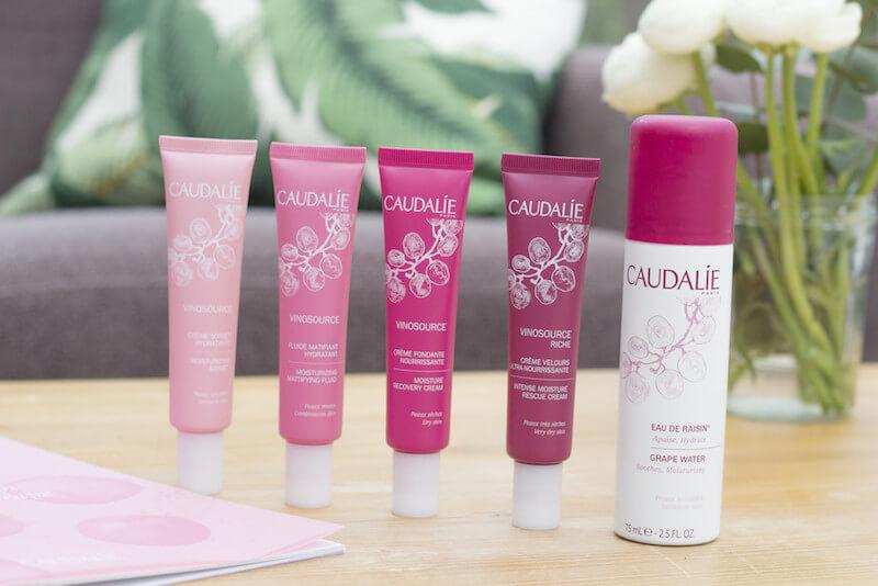 New In: Caudalie Vinosource | Pink Elephant Blog