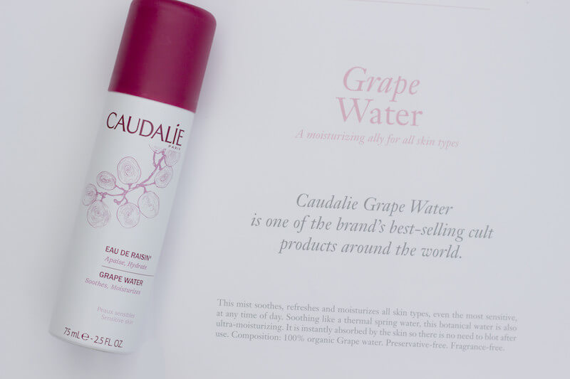 New In: Caudalie Vinosource | Pink Elephant Blog