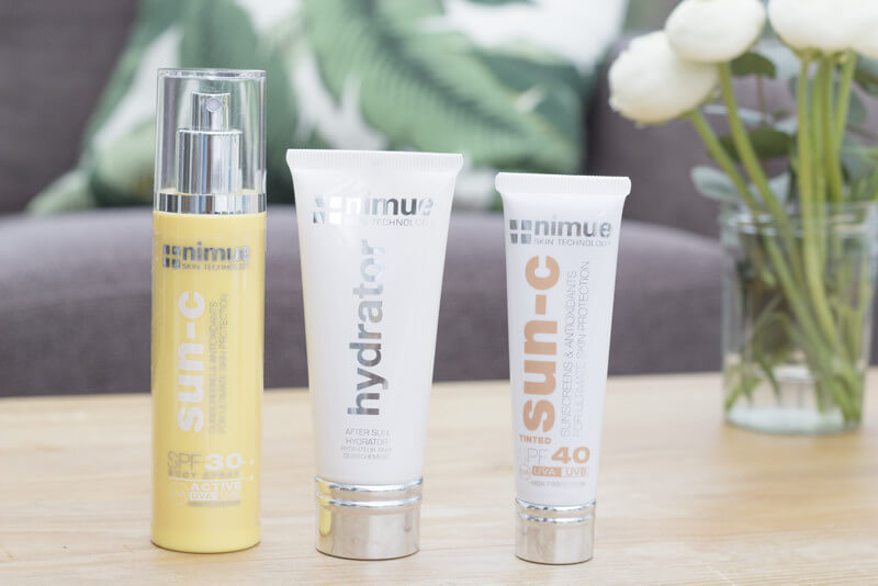 Protect Your Skin: Nimue SPF Range | Pink Elephant Blog