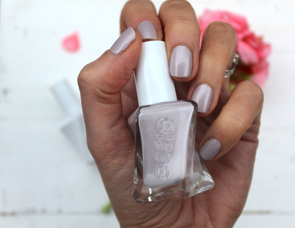 Essie Nude Nail Varnish |  Pink Elephant Blog