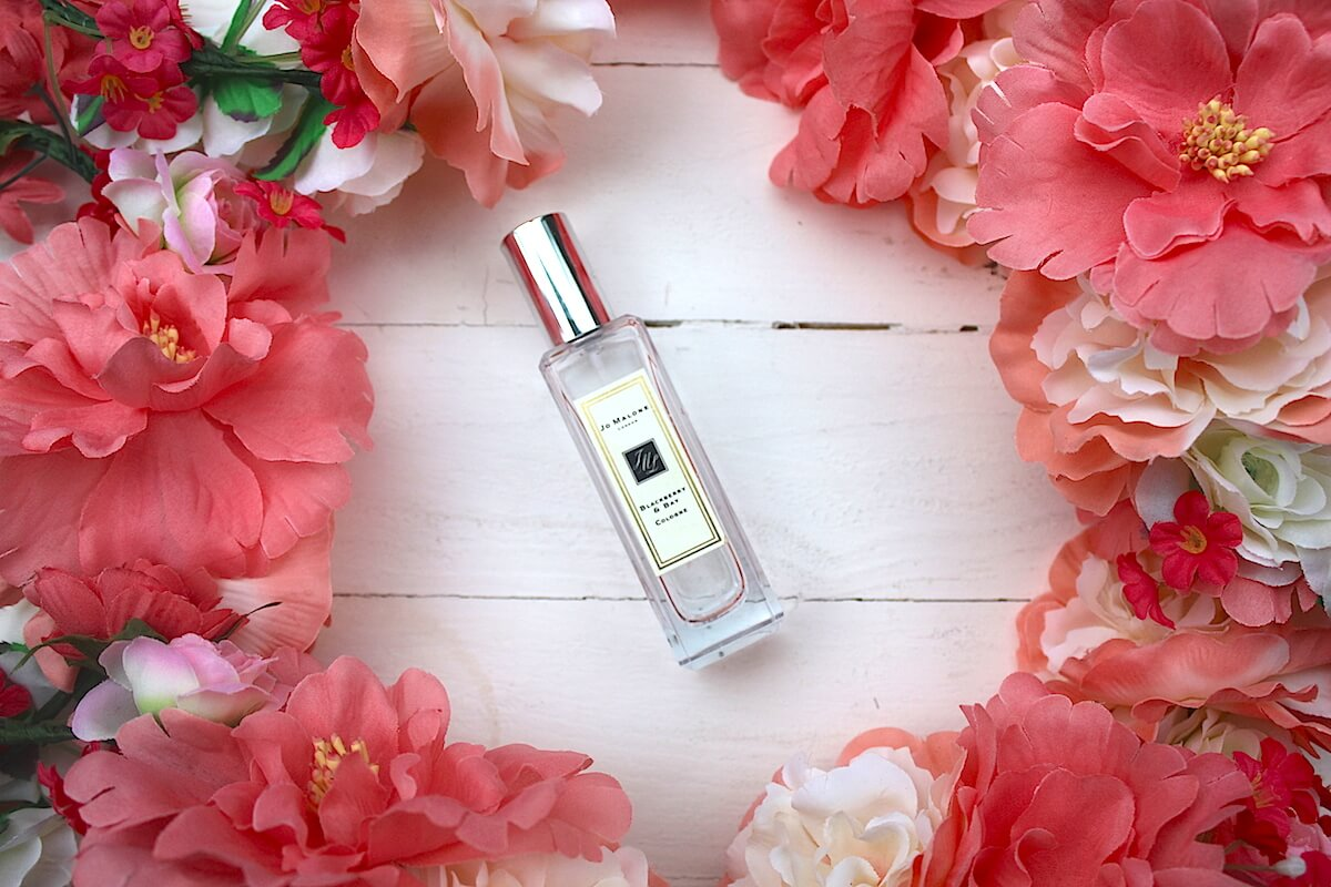 Pink Elephant Blog Review Jo Malone