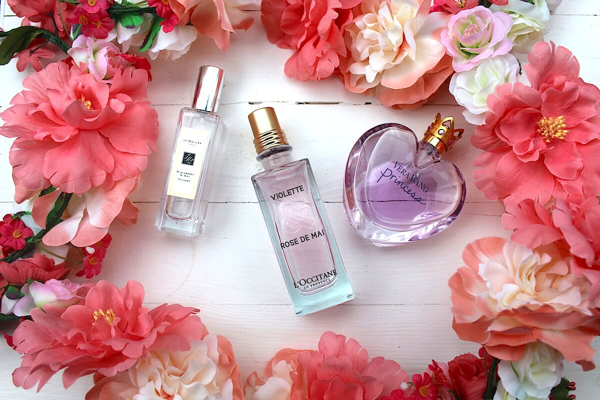 Pink Elephant Blog Summer Fragrance Review