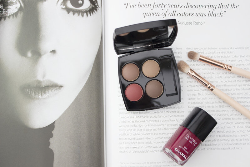 Chanel Quad from the New Le Rouge Collection | Pink Elephant Blog