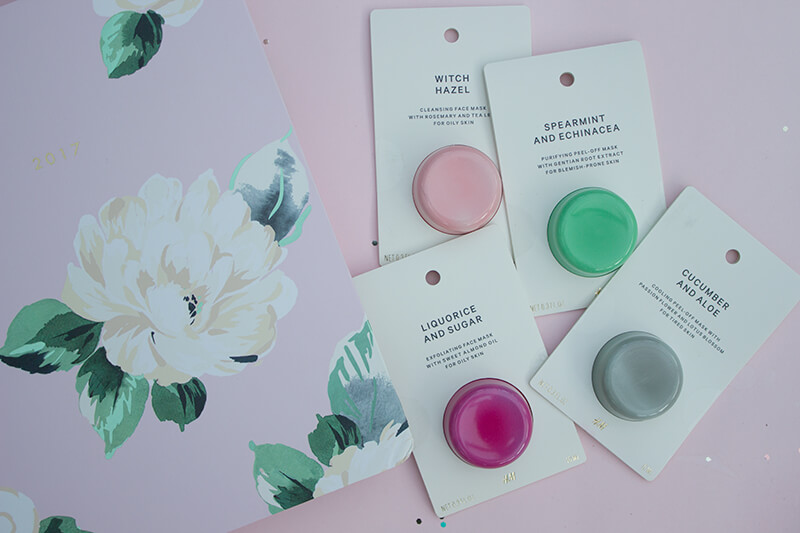 HM Face Masks Pink Elephant Blog