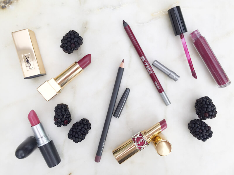 Berry Lips | The Autumn Edit
