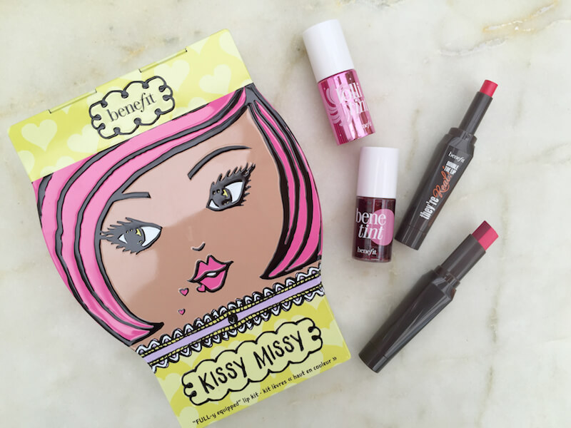 New in: Benefit They're Real Double The Lip Lipsticks | Pink Elephant Blog