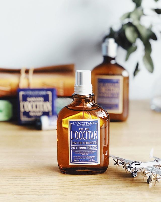 @loccitane have one for the boys just in time for #Valentines and it's a beaut 👌🏼Aromatic L'Occitan Collection is crafted with distilled lavender blended with nutmeg, black pepper and smoked woods.... so perfect if you've a penchant for more masculine fragrances and enjoy a sneaky spritz of his scent 👀 full collection & gift sets available in L'Occitane stores nationwide 🏃🏻‍♀️🏃🏻‍♂️🎁 #sp