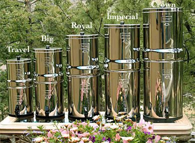 NOTE: *Flow rate calculated with upper chamber full to top. Flow rate decreases as water level declines.