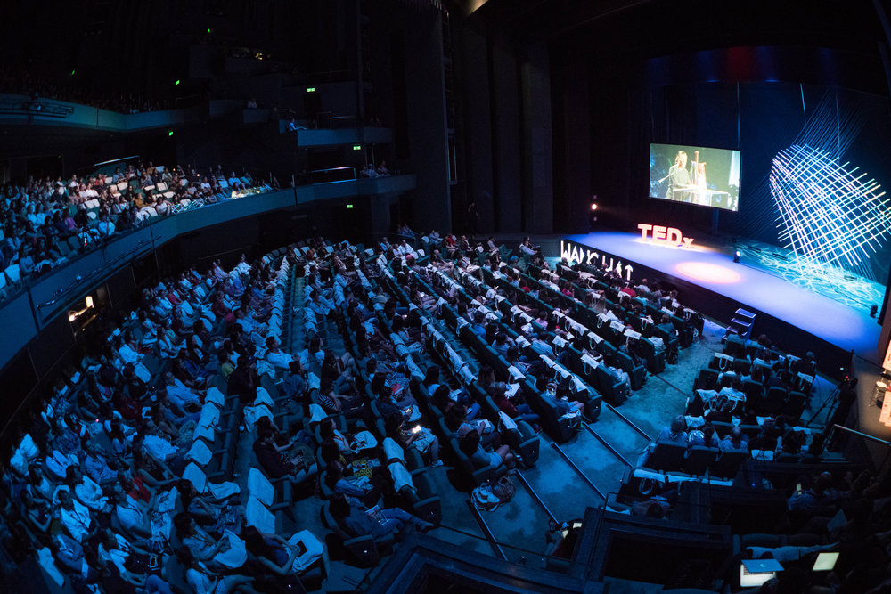 Highlights of a 1000+ person conference highlights -
