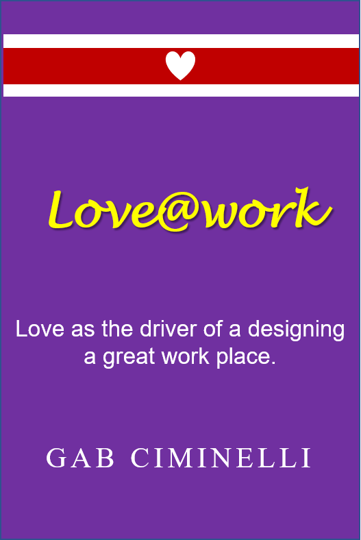 Workplace culture is the ball game. Love is the ultimate driver. -