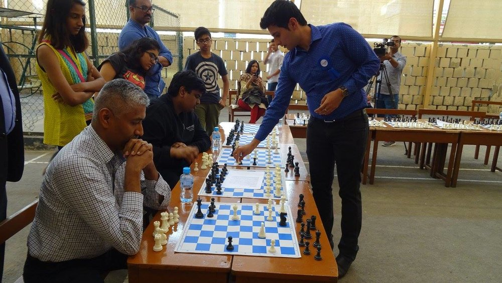 Chess coaching in Bangalore