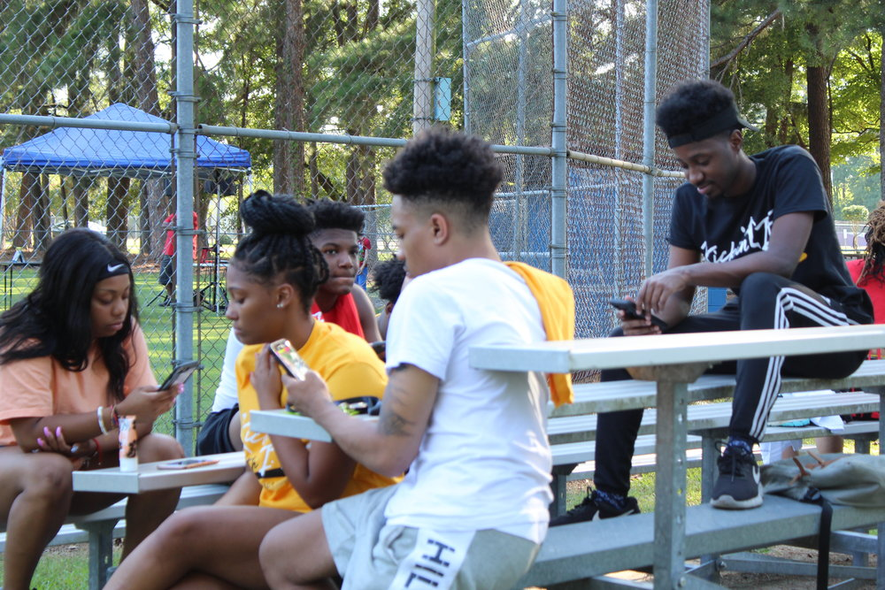 We IMPACT. - Impact Teens solves problems, improves the community, and inspires hope. Our organization follows this because one of our goals is to influence our peers to make positive decisions to remain on the correct path to become a successful leader.
