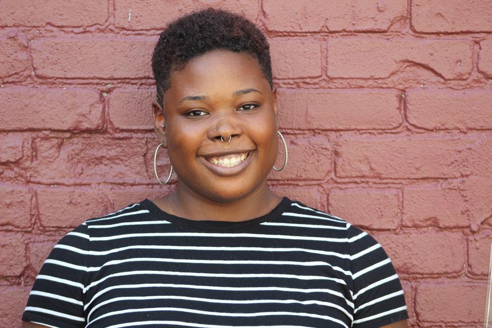 Nahjla Davis-Jones   Public Relations Chair