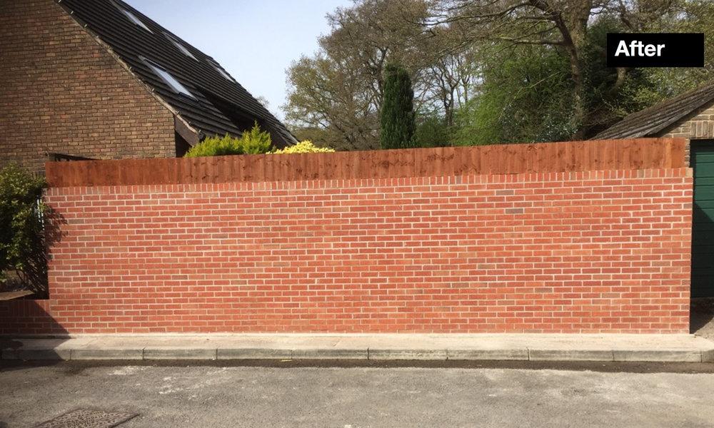 After Brick Wall