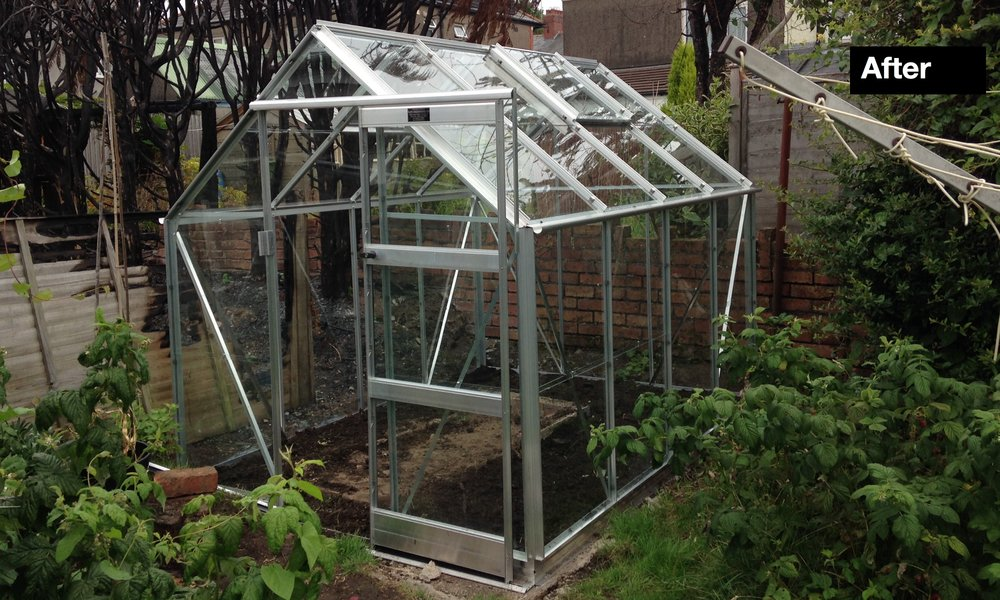 After Green House