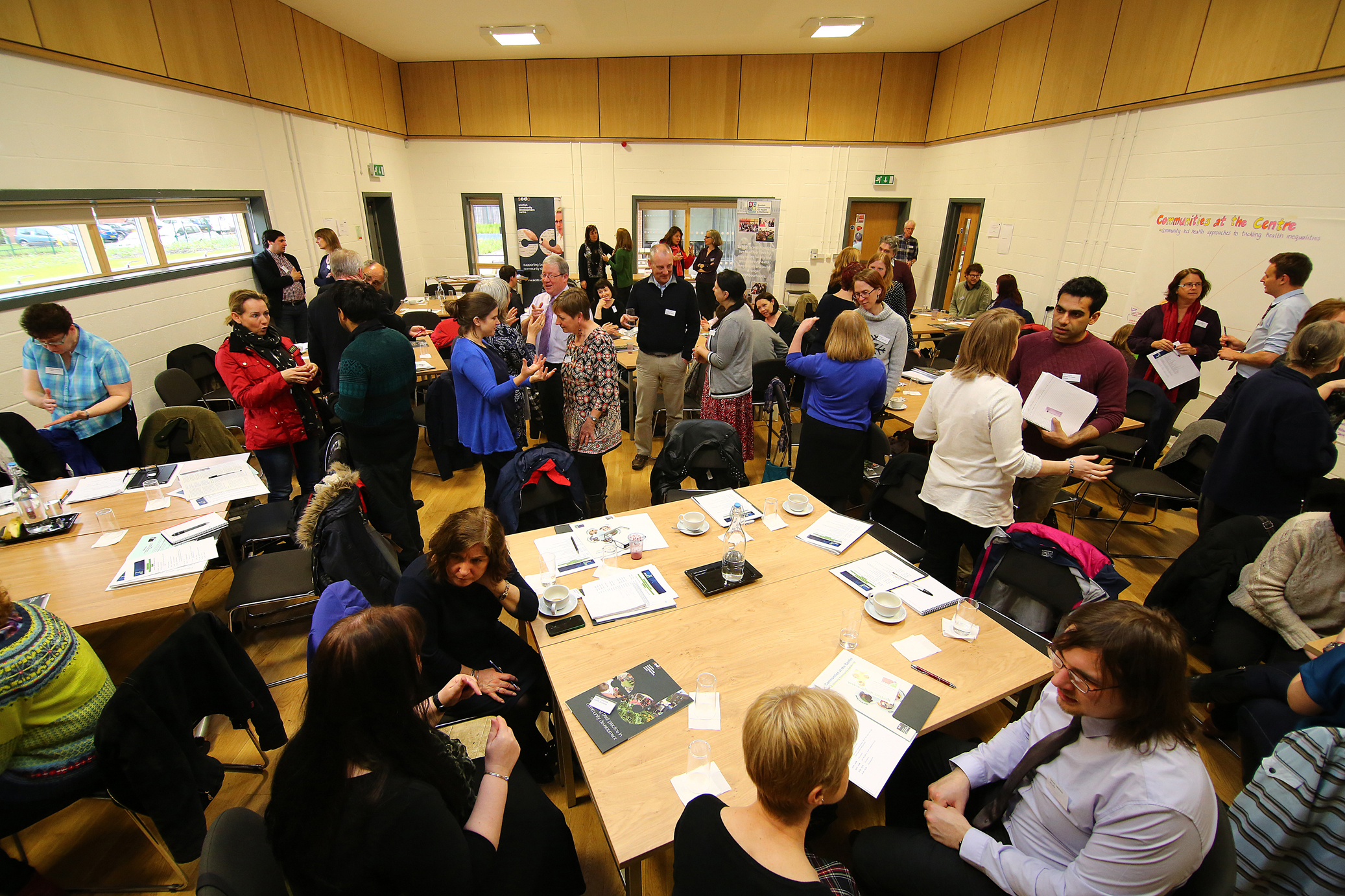 work effectively in the community sector