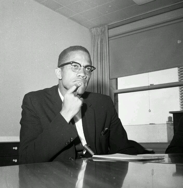 Malcolm X had an Aries Moon, with Pluto and Mars in Cancer.
