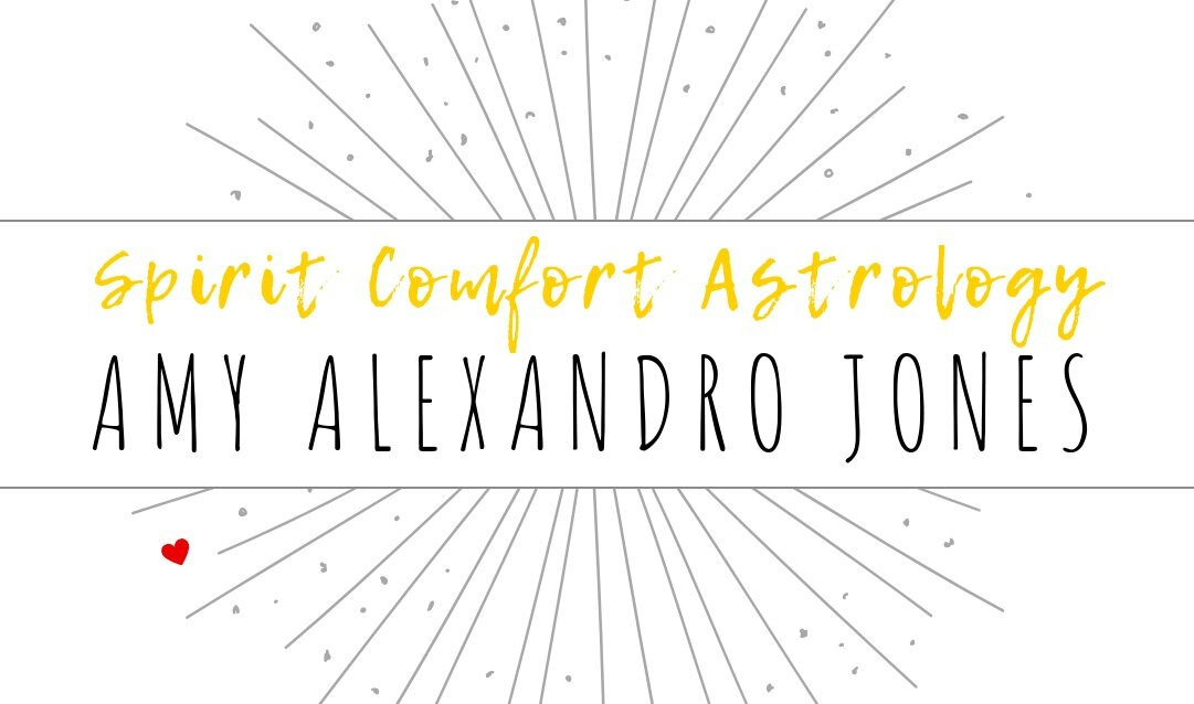 Today — Spirit Comfort Astrology