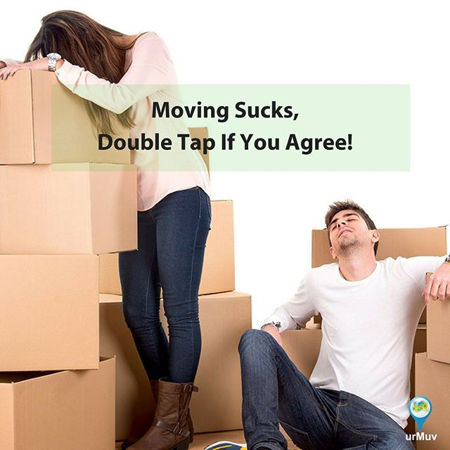 We get it. Moving sucks. Make your move suck less with our free app (link in bio)
