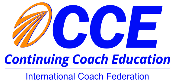 This course has been accredited by the International Coaching Federation (ICF) to give you credits and a certificate to use towards Continuing Coaching Education (CCE).