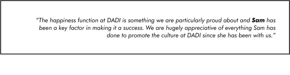 Chris Mair, Founder, DADI, www.dadi.co -