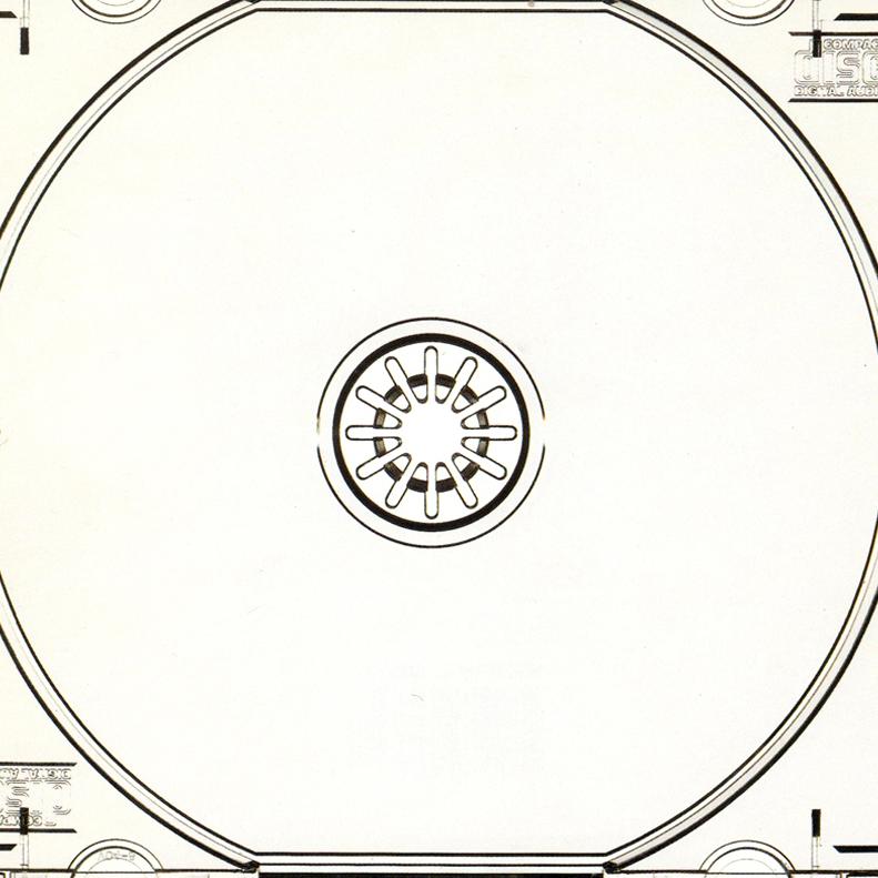 Autopoieses – La Vie À Noir  CD  Mille Plateaux, 1999