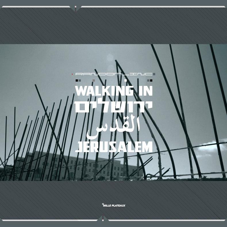 Random Inc – Walking In Jerusalem  Vinyl  Mille Plateaux,2002