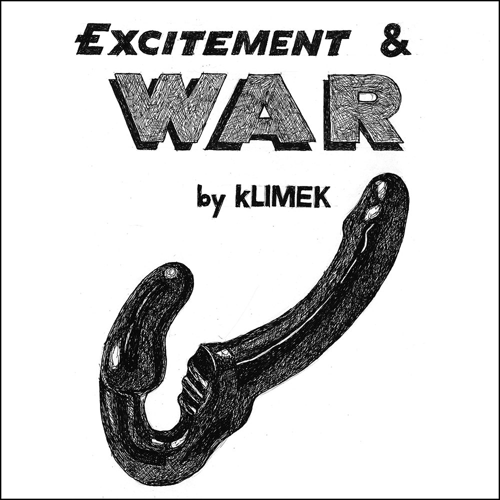 Klimek ‎– Excitement & War  Vinyl  GOULDEN 07, 2015