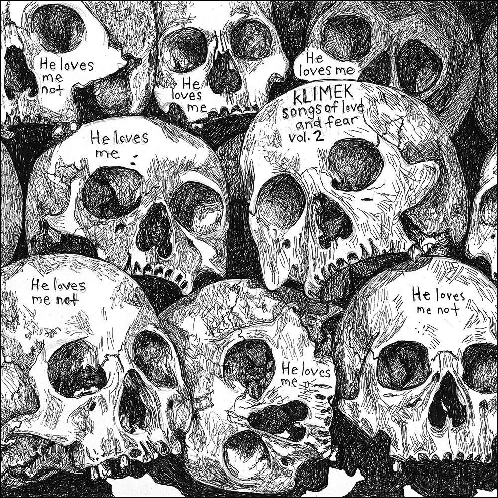 Klimek – Songs Of Love And Fear Vol.2  Vinyl  GOULDEN 11, 2015