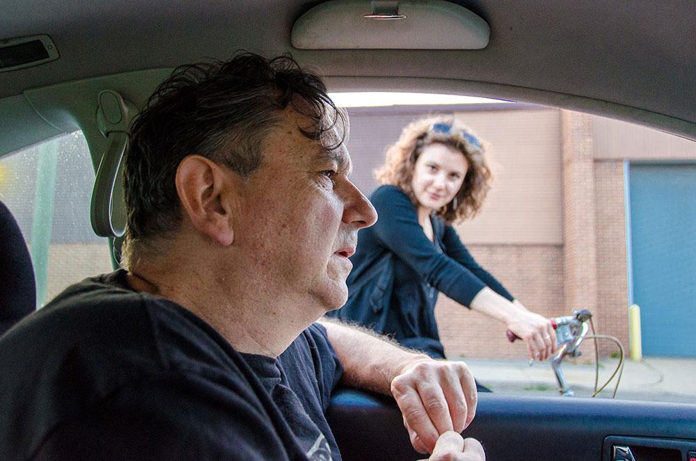 Walter Wasacz & Ana Ćuković