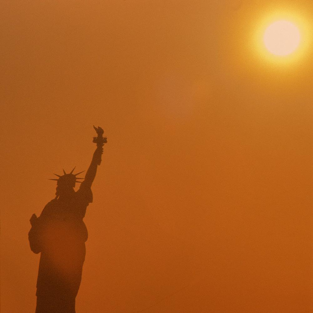 Liberty Island, USA, 1998
