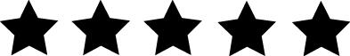5 more stars