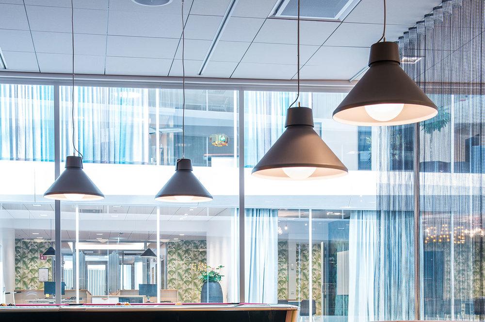 Daikanyama - Fixture: Daikanyama pendant.Architect/Interior Designer: PS Architects