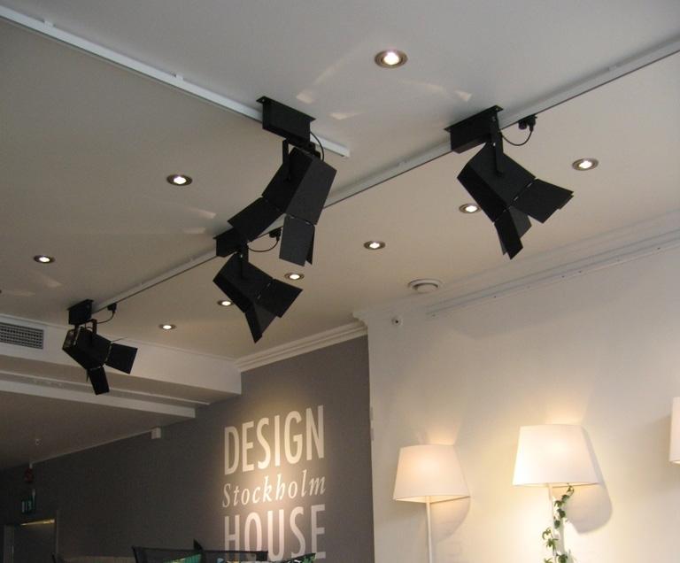 Foto - Fixture: Foto Large, ceilingProject: Designhouse Stockholm